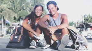 Podcastinterview mit Ania und Daniel